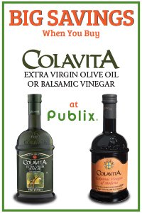 Colavita Big Savings at Publix