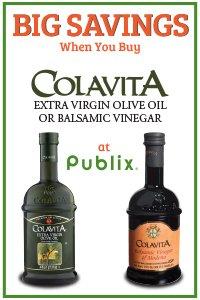 Colavita Big Savings at Publix